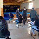 CSKHPAU Entrance Test held smoothly throughout the State