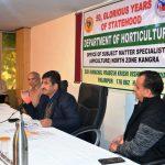 Golden Jubilee Beekeepers Fair  to be organised soon: Prof H.K.Chaudhary,VC, CSKHPAU