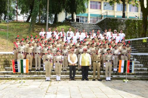 Celebrations of 75 Years Independence
