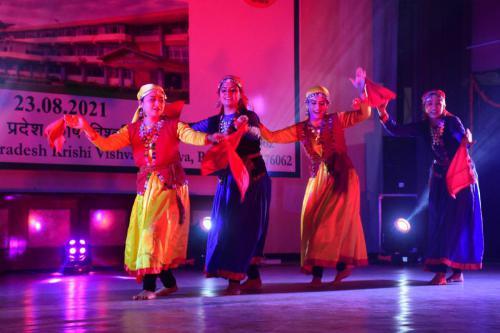 16th Convocation Cultural Night